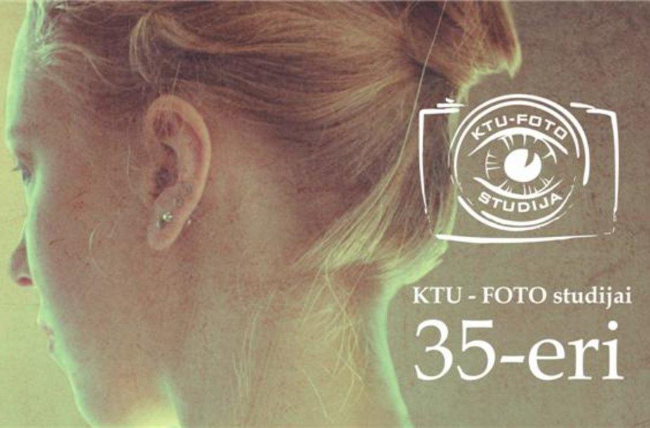 """""""KTU-FOTO studija"""" buvo įkurta prieš 35 metus"""
