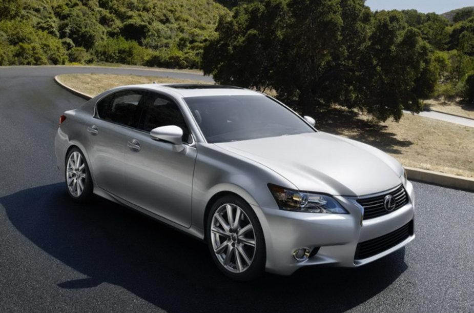 """2012-ųjų """"Lexus GS"""""""