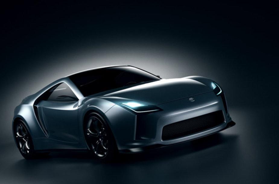 """Toyota Supra"" konceptas"