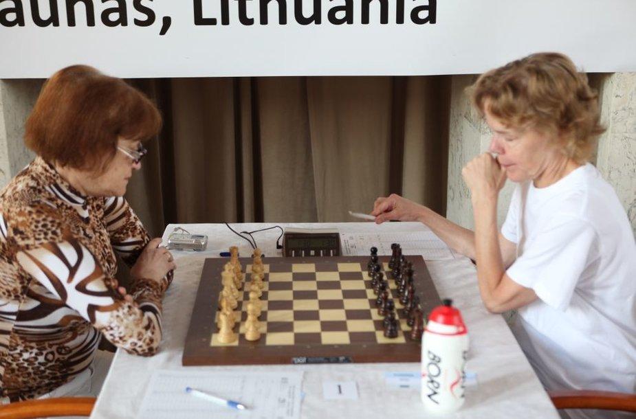 Čempione tapo Tatyana Fomina (d.)