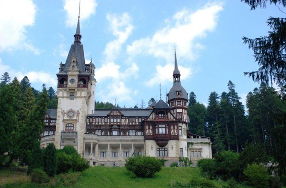 Išskirtinė Rumunijos architektūra