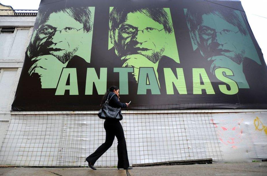 Vienas žinomiausių lietuvių, kurį norėtume aplankyti, buvęs Bogotos meras Antanas Mockus