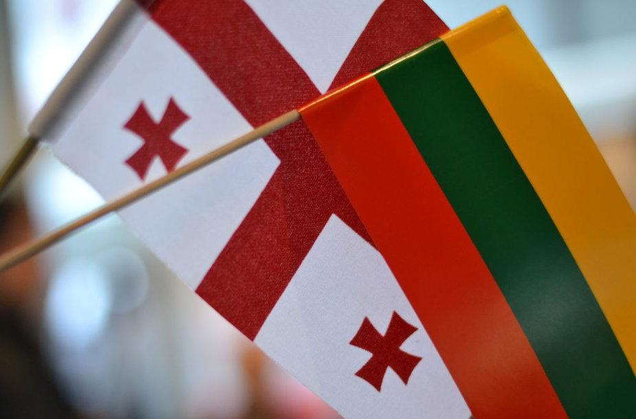 Vis aktyvesni tampa draugiški lietuvių ir gruzinų akademiniai ryšiai