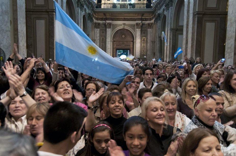 Argentiniečiai – temperamentingi ir aistringi gyvenimo mylėtojai