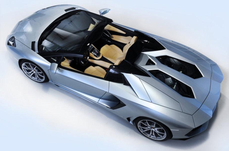"""Lamborghini Aventador LP 700-4 Roadster"""
