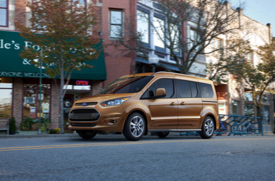 """Ford Transit Connect Wagon"""