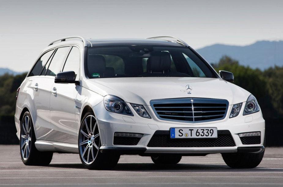 """""""Mercedes-Benz E63 AMG Wagon"""""""