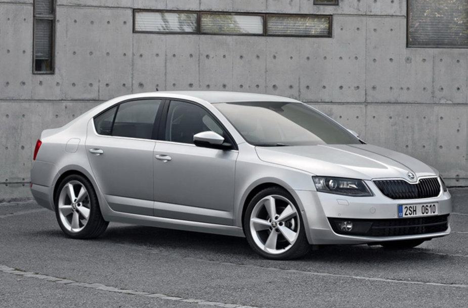 """Škoda Octavia"""