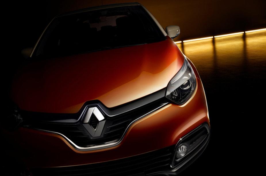"""Renault Captur"""