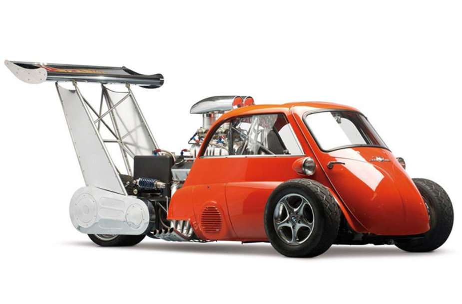 """""""BMW Isetta Dragster"""""""