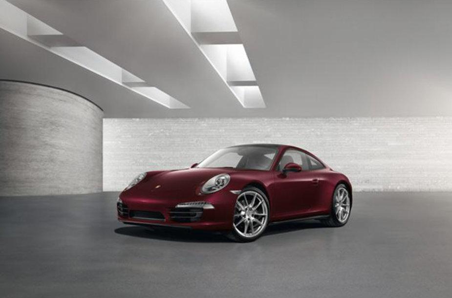 """Porsche 911 GUM Red Square Edition"""