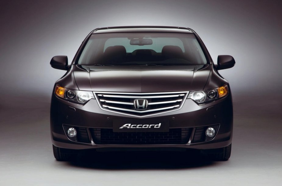 """Honda Accord"""