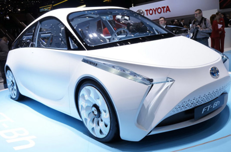 """Toyota FT-Bh"""
