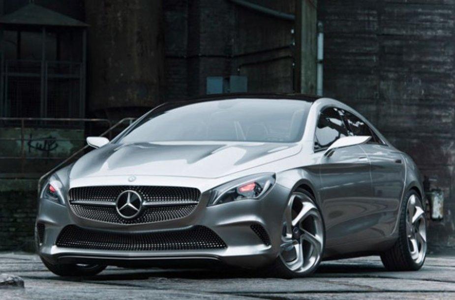 """""""Mercedes-Benz CSC"""""""
