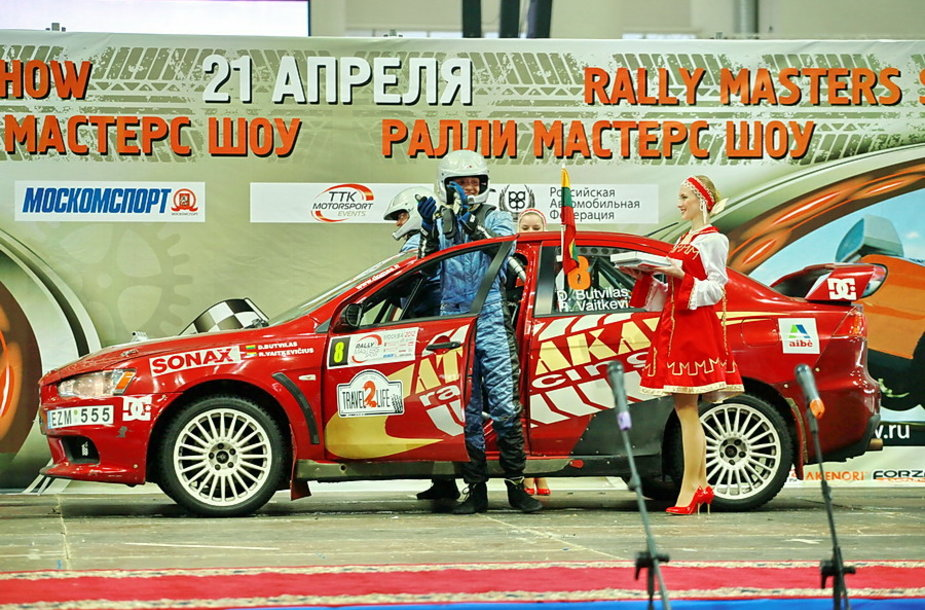 """""""Rally Masters Show 2012"""""""