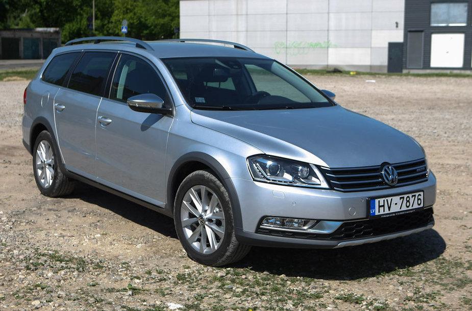 """""""Volkswagen Passat Alltrack"""""""