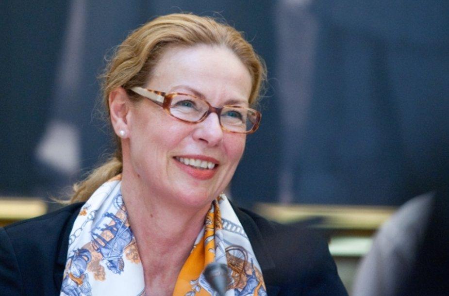 Swedbank Baltijos šalių bankininkystės vadovė Birgitte Bonnesen