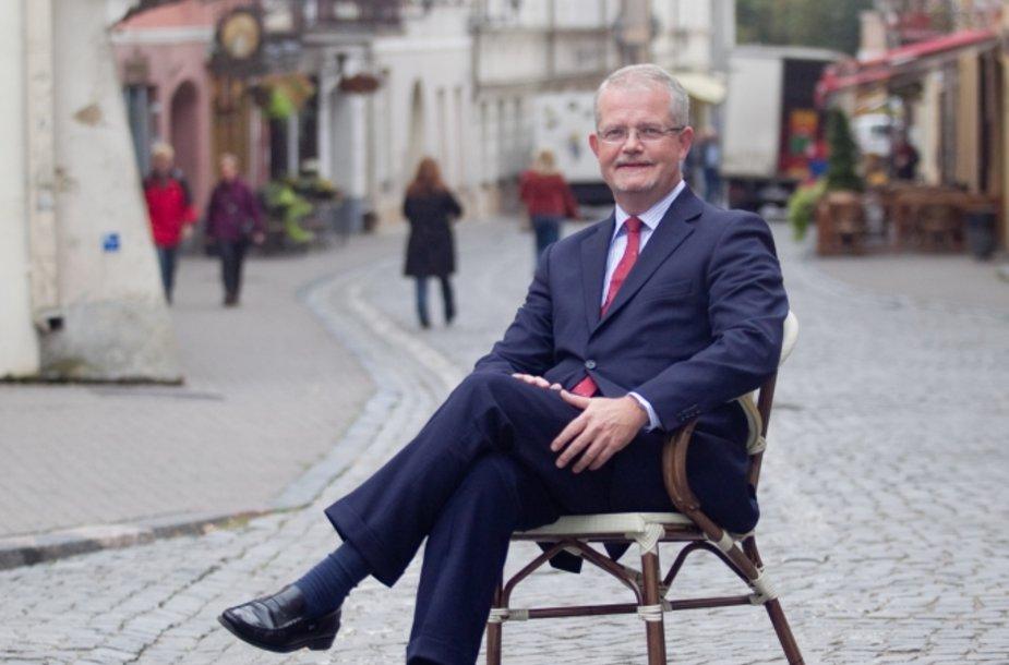 Europos aludarių vadovas P.O.Bergeronas tik Lietuvoje patyrė, kad prie alaus labai skanu kepta duona.
