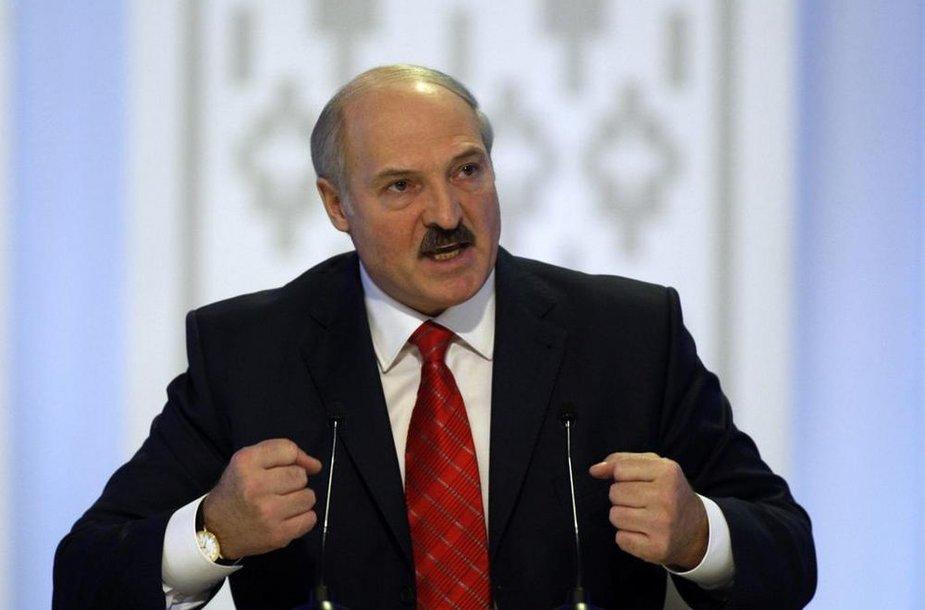 А.Лукашенко