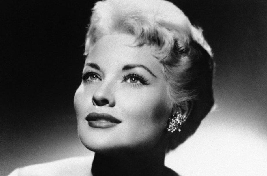 Патти Пэйдж. Снимок 1958 года