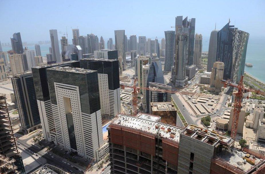Крупнейший город Катара - Доха.