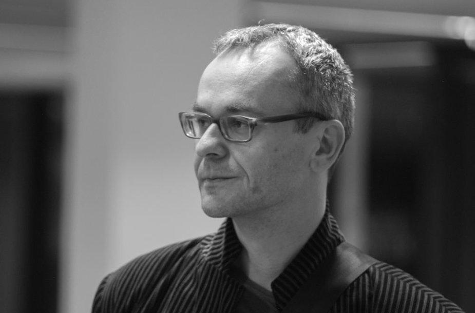 Serbas meno istorikas Ivanas Rističius