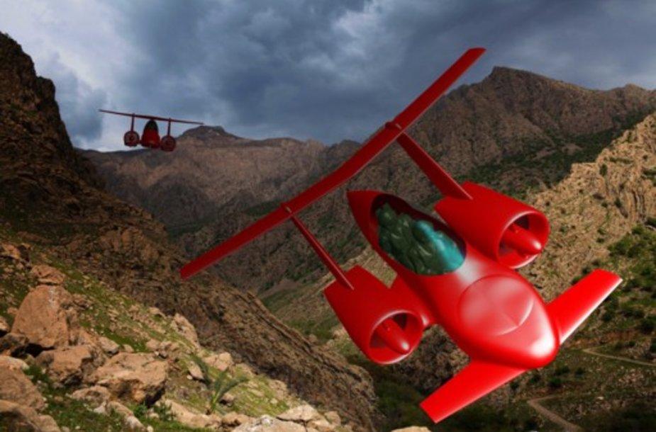 Skycar 200 LS 512