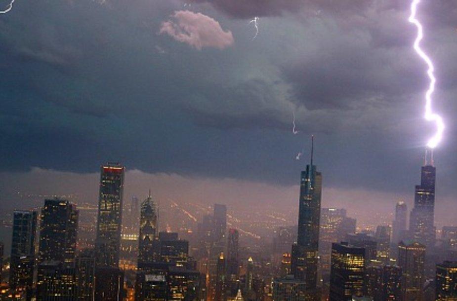 Гроза над Чикаго