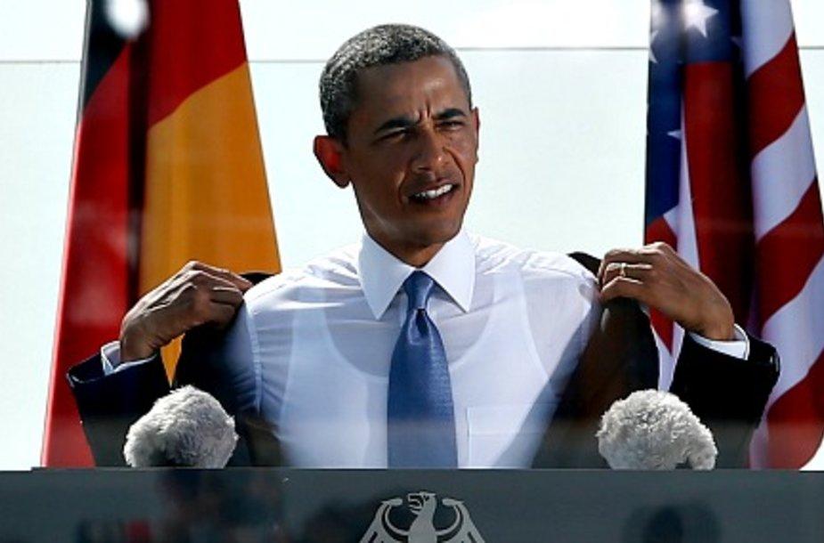 Для Обамы готовили радиоактивную бомбу