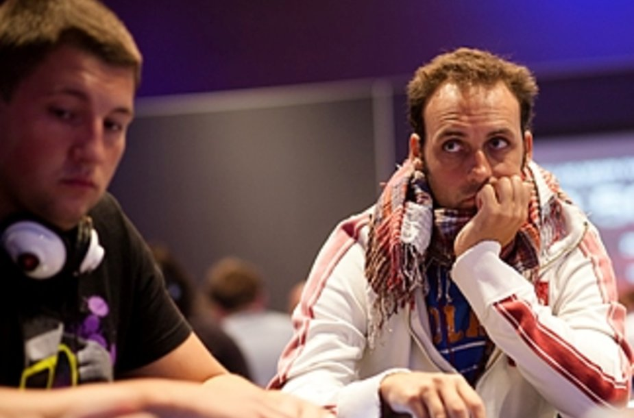 Vytautas Semaška (kairėje) / PokerStarsBlog.com nuotr.