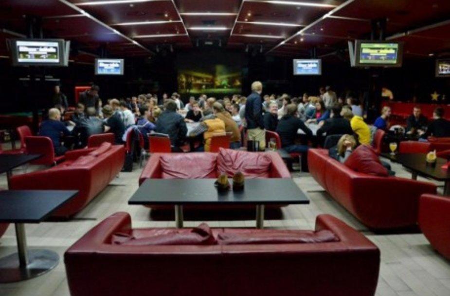 Entry pokerio klubas / lt.pokernews.com nuotr.