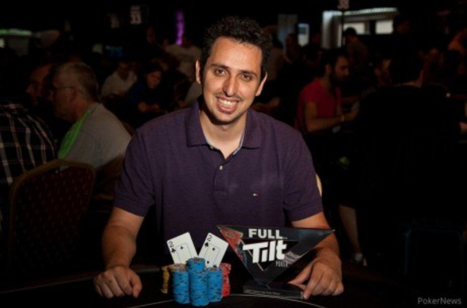 Sergio Aido / ftpblog.com nuotr.