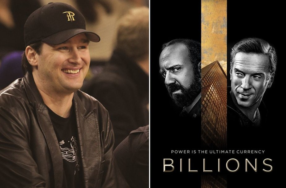 Philas Hellmuthas seriale Billions / twitter.com nuotr