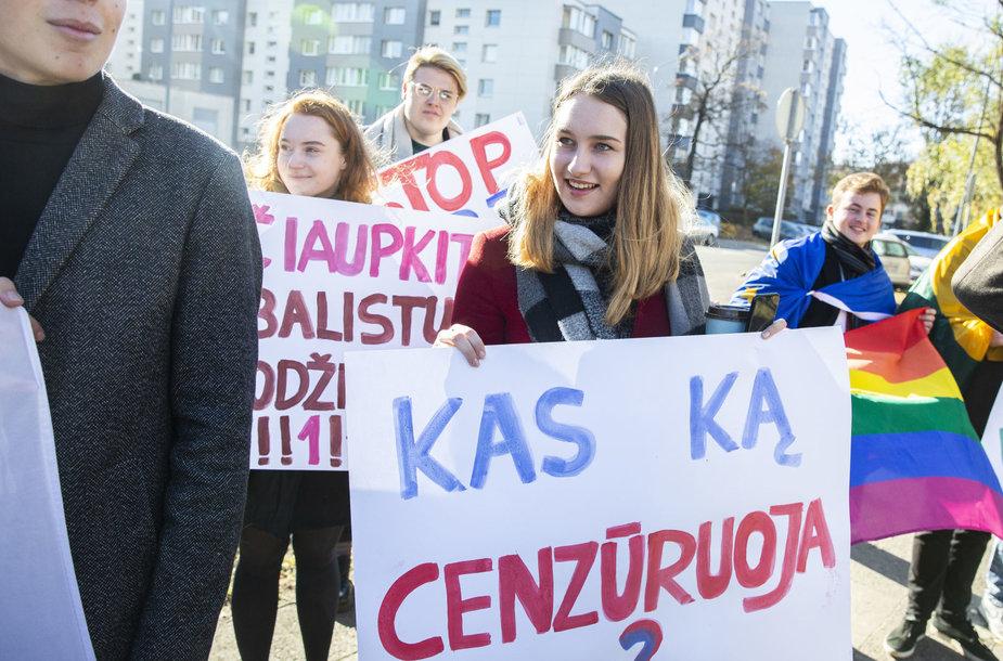"Kontrmitingas ""Už LRT, prieš ProPagandą"""
