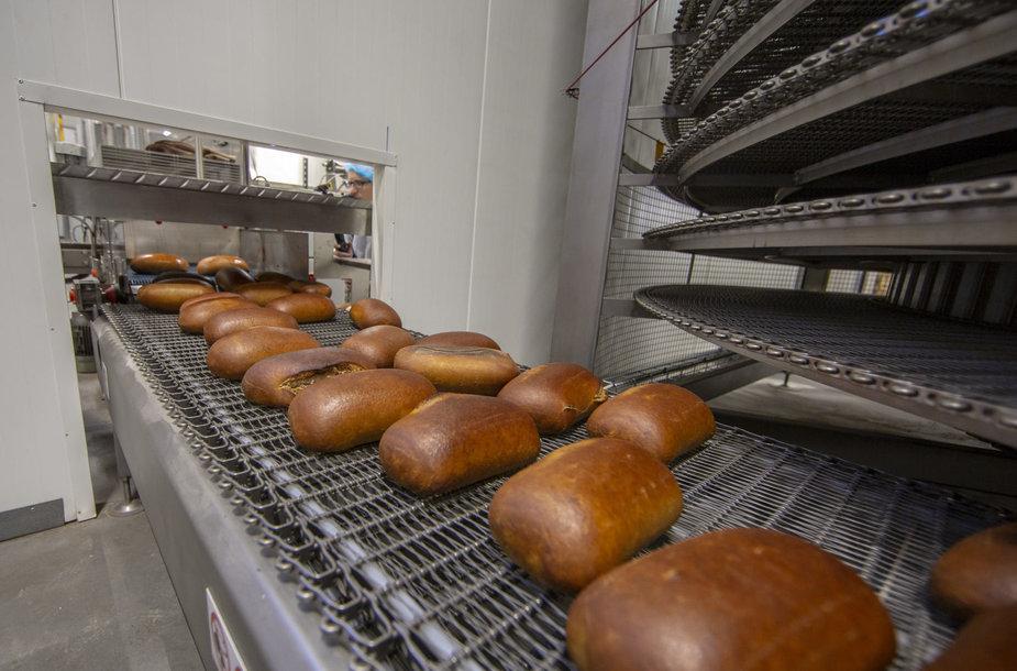 """Rivonoje"" kepama duona"