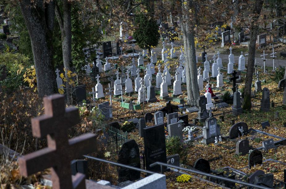 Stačiatikių kapinės