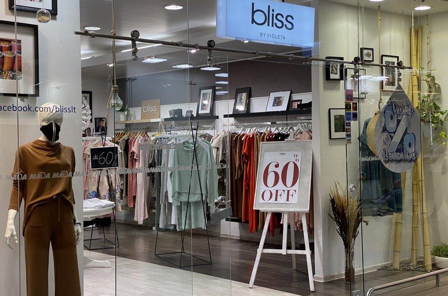 """Parduotuvė """"Bliss by Violeta"""""""