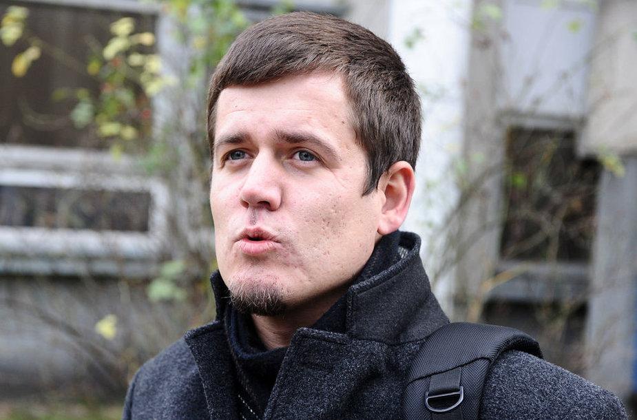 Marijus Širvinskas Gailius