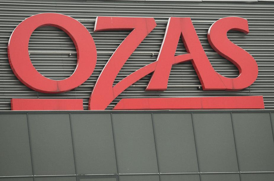 "Prekybos centras ""Ozas"""