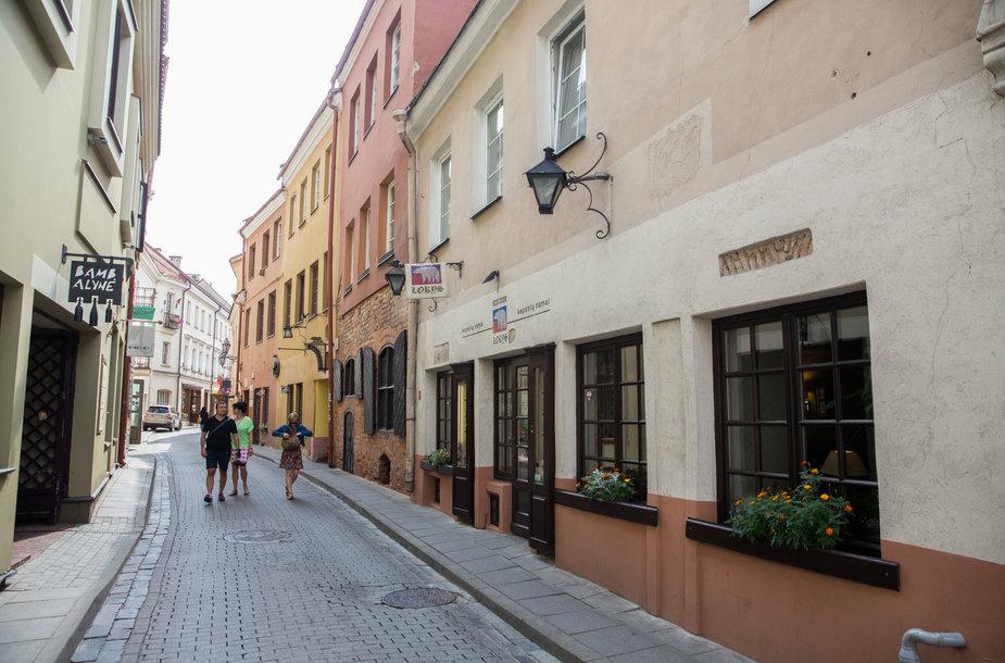 Stiklių gatvė Vilniuje