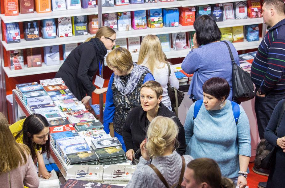 Vilniaus knygų mugė 2018