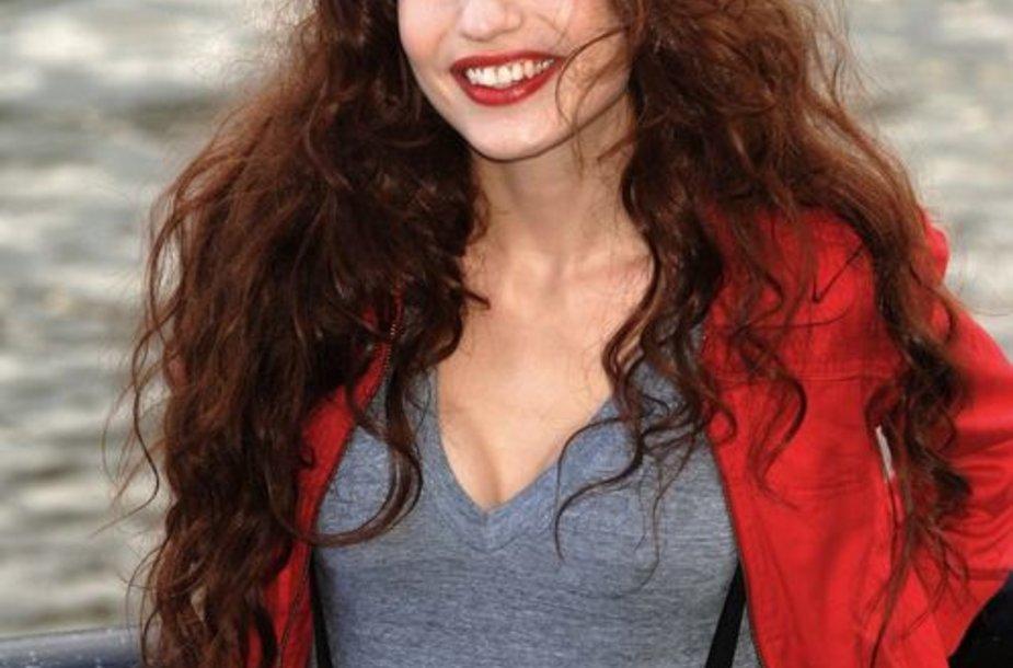 Lizzie Jagger