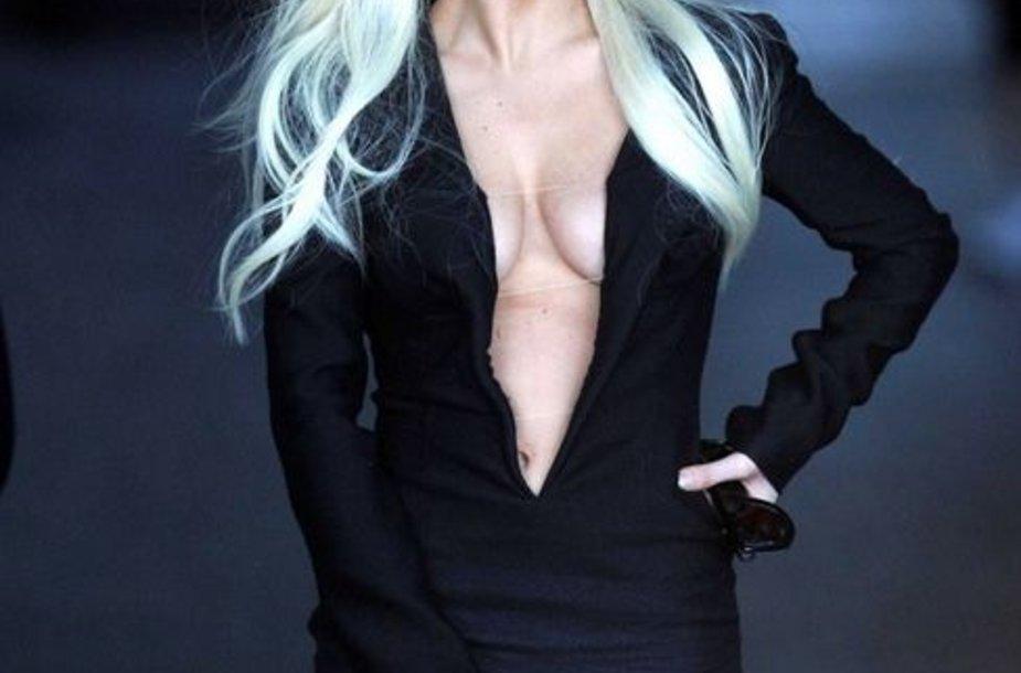 Dainininkė Lady Gaga