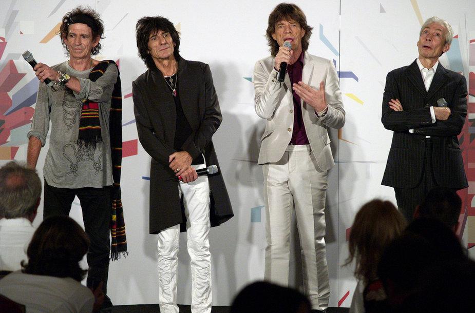 """The Rolling Stones"" Milane (2006 m.)"