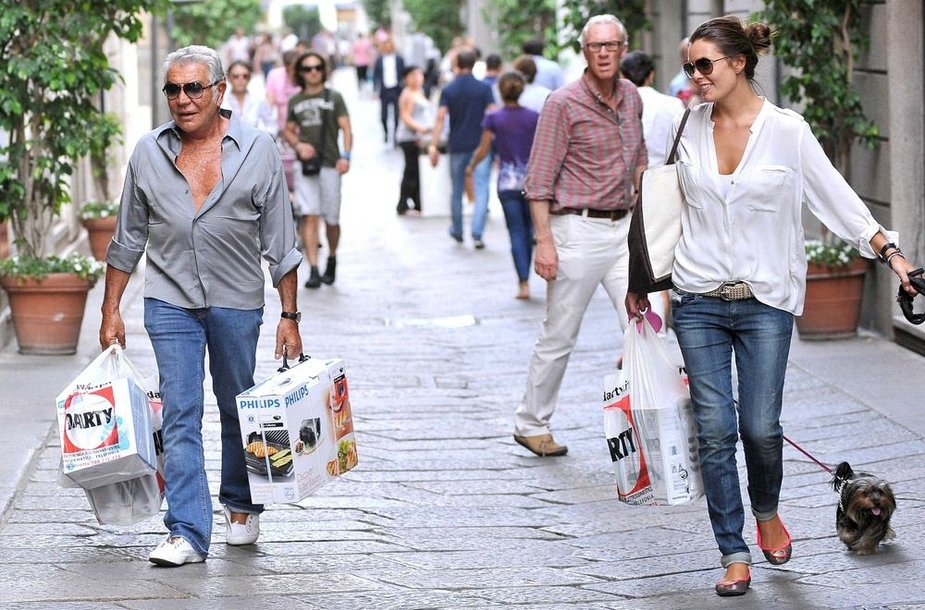 Roberto Cavalli su drauge