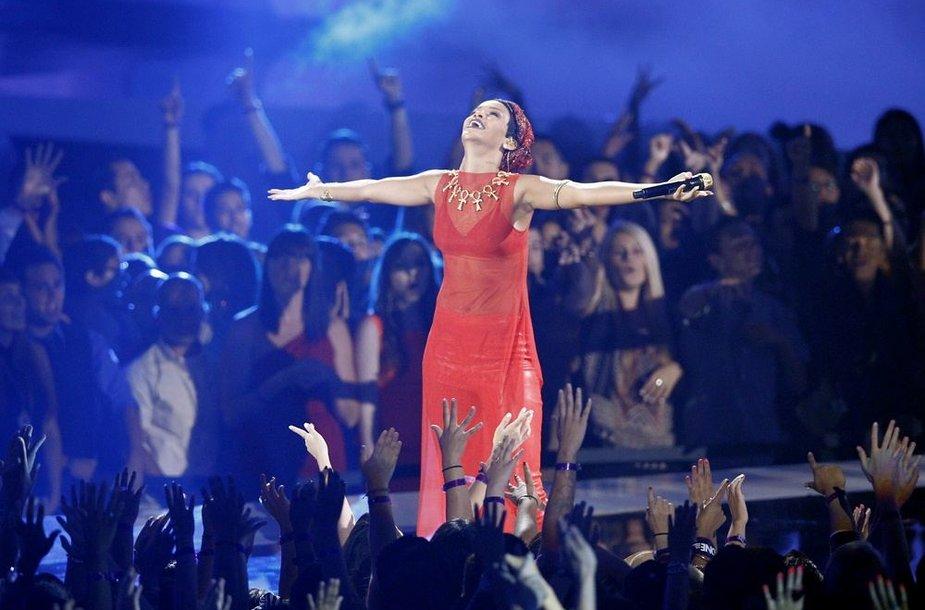 Rihanna MTV muzikos apdovanojimuose
