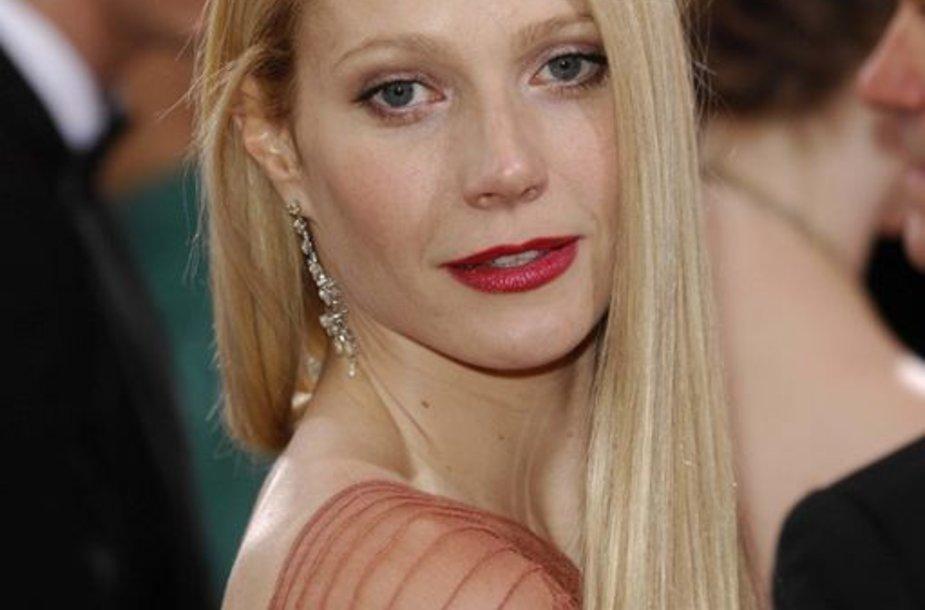 "Gwyneth Paltrow ""Oskarų"" įteikimo ceremonijoje (2007 m.)"