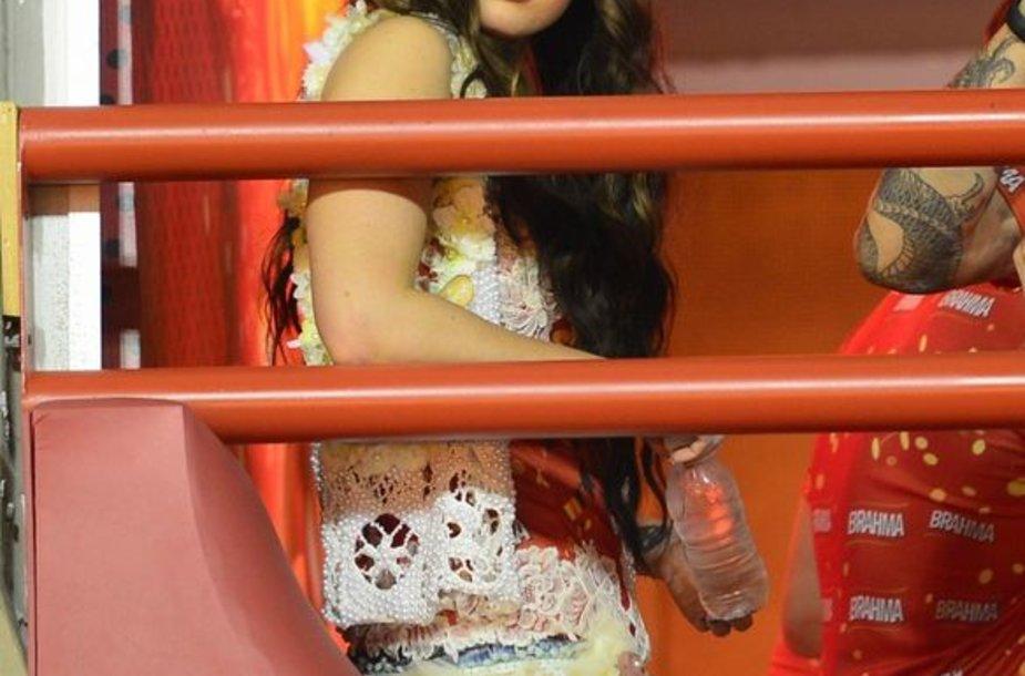 Megan Fox Rio karnavale