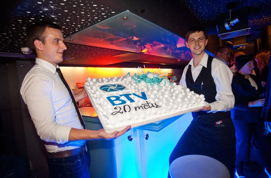 2012-aisiais BTV šventė 20-metį