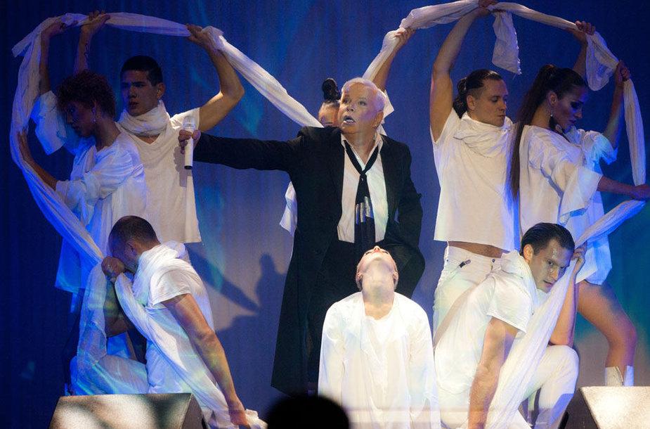Boriso Moisejevo koncertas